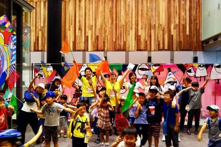 [21.08.27] つづく!未来の大人たちへ。キテミテ中之島から